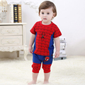 Summer baby boy clothes,short-sleeve tops+ pants,kids casual wear,baby boys clothing sets 0-3 yrs, 2015 new arrive kids clothing