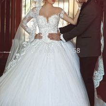SIJANEWEDDING Wedding Dress Ball Gown Wedding Party dress
