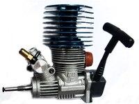 レーシングs30 sh-rcモデルエンジンモデルブルーブラック28ニトロエンジン4.57cc rcカーバギートラックトラギ