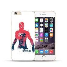 Marvel's Avengers – Spider Man, Hulk, Captain America, Phone Case iPhone 4 4S 5 5S 5C SE 6 6S 7