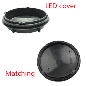 Image 2 - 1 pc for buick Excelle 2016 9012 S00012282 Headlamp dust cover waterproof cap Front lamp dust boot  Xenon lamp
