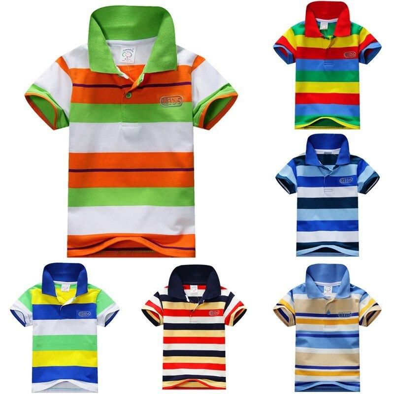 Fashion-Summer-Baby-Boys-Short-Sleeve-T-Shirt-Kids-Tops-Striped-Polo-Shirt-Tops-5