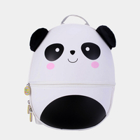 Cute Panda Carton Child Toddler Leash Backpack Baby Harness Backpack Keep Children Close and Safe in Crowds Drop shipping