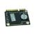 Acsc2m128msh kingspec mini pcie msata 128 gb módulo de disco duro de estado sólido ssd para ordenador portátil tablet pc envío gratis