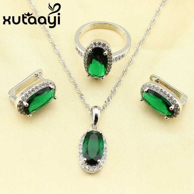 XUTAAYI Green Created...