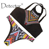 Detector Women Bikini Set Newest Padded Bikinis Sexy Push Up Swimwear Female Swimsuit Bathing Suit Brazilian