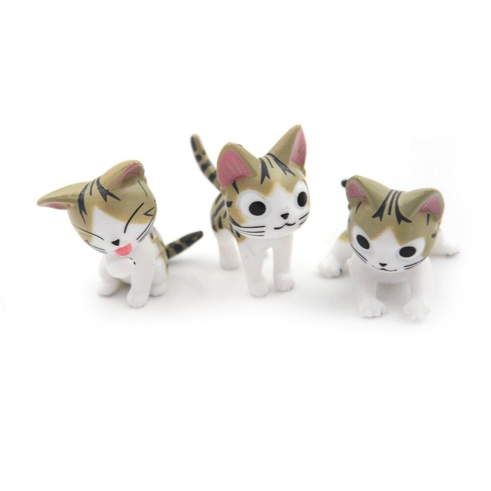 3 Pcs Resin Crafts Figurines Mini Landscape DIY Toy Fairy Garden  Miniatures JP