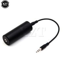 Заземление петли шума изолятор трансформатор гул/шум/Шум Eliminator с 3,5 мм аудио кабель для автомобиля аудио дома стерео системы кабель