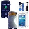 Оригинальный ЖК-Дисплей С Сенсорным Экраном Дигитайзер Ассамблеи Запчасти Для Samsung Galaxy Grand 2 SM-G7102 Duos Black + бесплатные инструменты