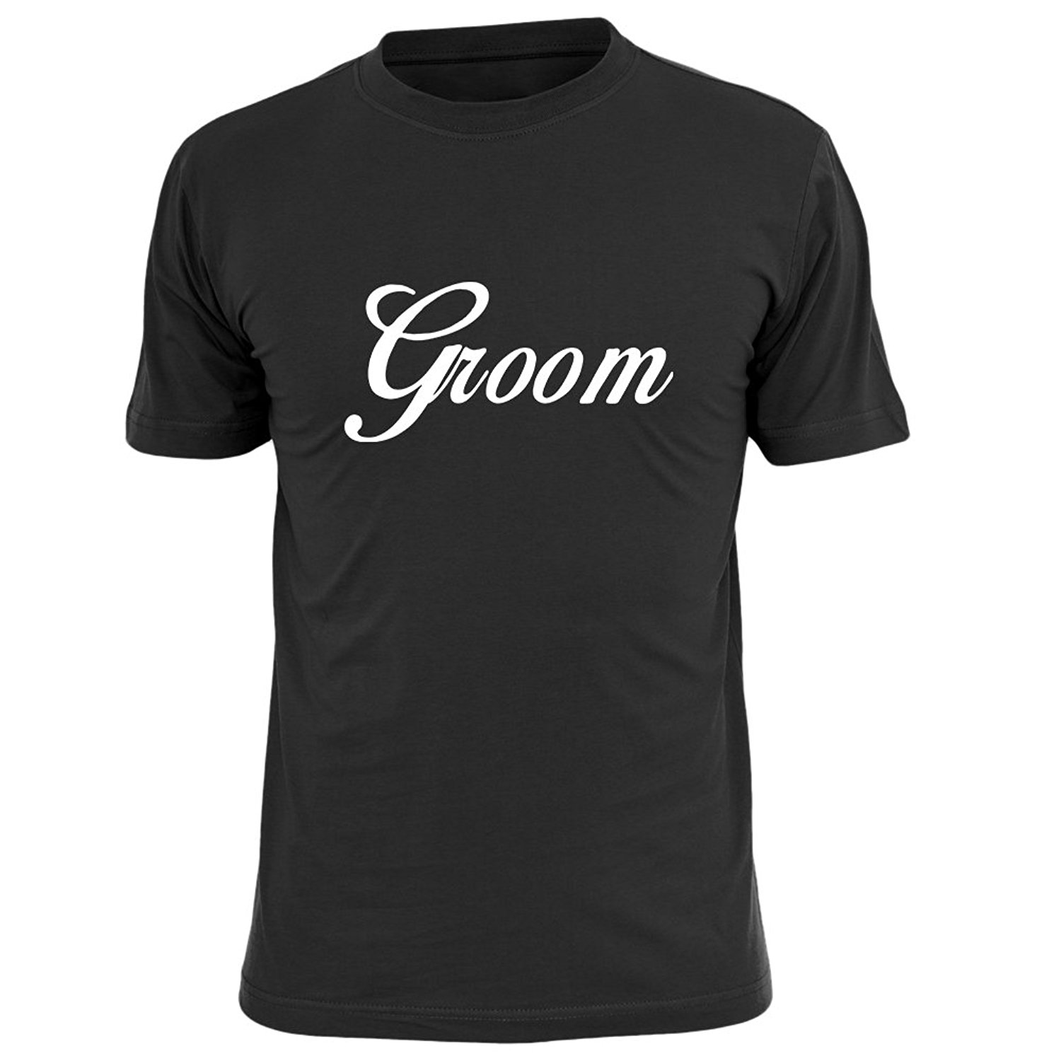 OKnown Men's T-Shirt Groom Short Sleve Cool Graphics Tees Top Harajuku Short Sleeve Shirt New 2018 Fashion Hot Tshirt