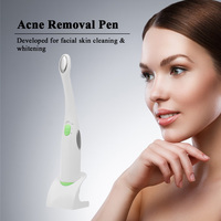 Facial Massager New high quality Therapy Acne Laser Pen Soft Scar Wrinkle Removal Treatment Device Pore Skin Peeling Cleansing
