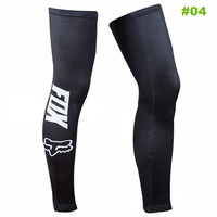 Super Elastic Lycra Bike Cycling Leg Warmers Sleeve Breathable Sunscreen Men Women Mountain Bicycle Oversleeve UV