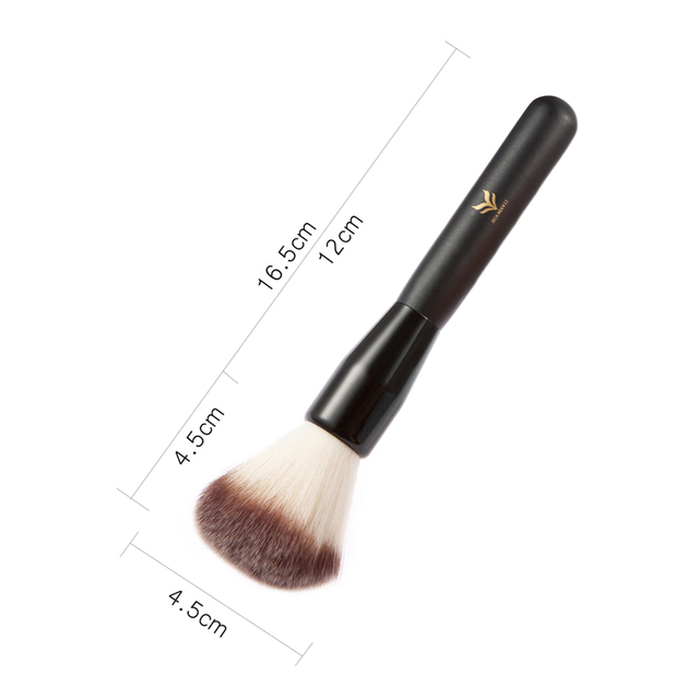 Professional Naked Synthetic Foundation Makeup Soft Brush