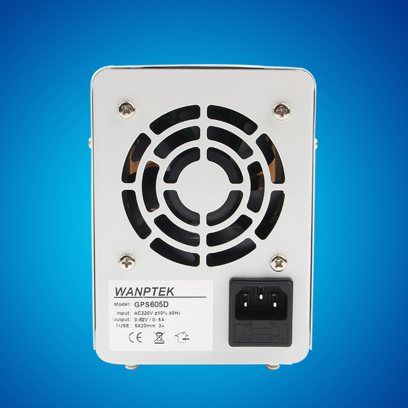 GPS605D 60V 5A Switch DC power supply Voltage Regulators 0.01V 0.001A Digital Display adjustable Mini DC laboratory Power Supply