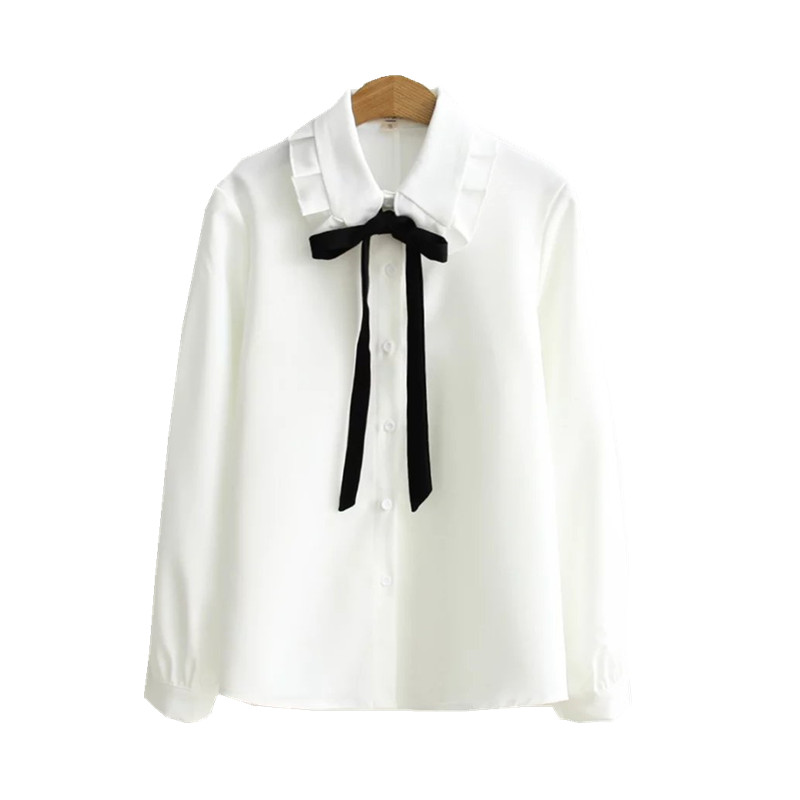 Black Womens Dress Shirt