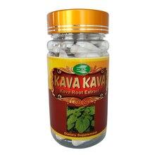Kava Extract 10% Kavalactones 500mg x90Capsule* 1Bottle free shipping
