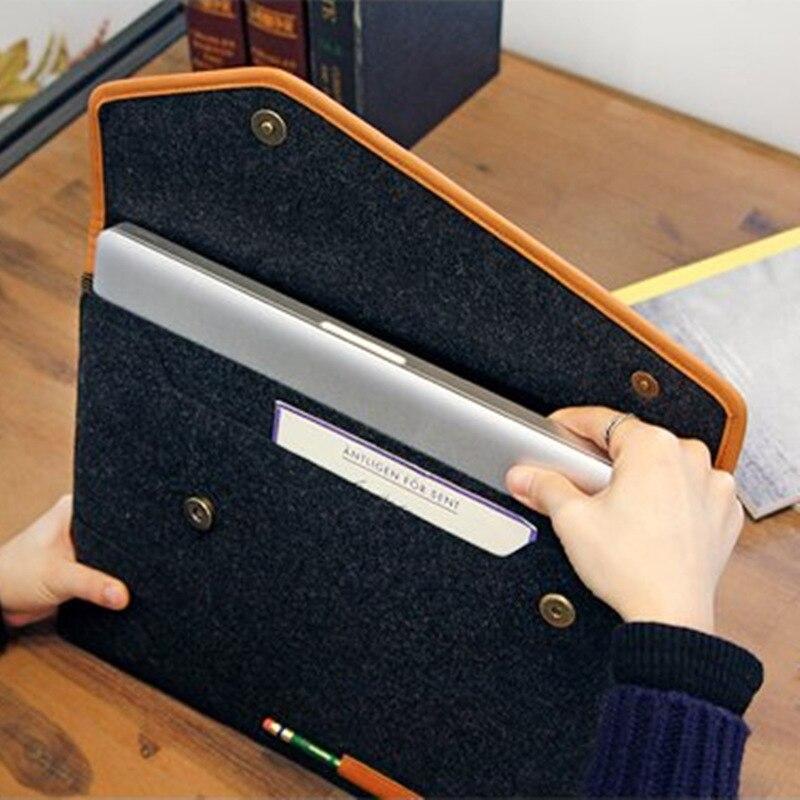 Apple Macbook Air Pro Retina 11.6 13.3 Notebook çantası üçün - Noutbuklar üçün aksesuarlar - Fotoqrafiya 5