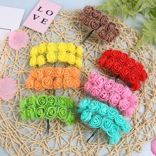 ФОТО flores artificial simulation flower head ornaments, hand-made diy woven materials, artificial flowers
