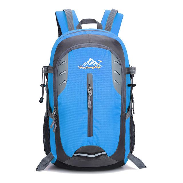Carteras de moda de Alta capacidad para adolescentes mochila portátil mochila para las mujeres de los hombres a prueba de agua mochila de Los Hombres