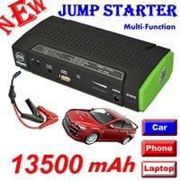 12V Multi Function Mobile Power Bank 13500mAh Auto EPS Car Jump Starter Emergency Start Power Car