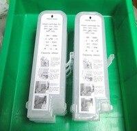 6pcs Set PFI 102 PFI102 Refill Cartridge For Canon IPF760 IPF500 IPF600 IPF700 IPF750 Printer With
