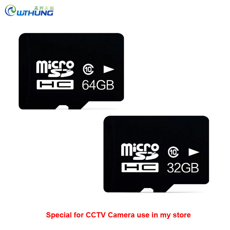 48mb/s High Speed Class10 Cell Phone Memory Card Micor SD SDHC 32/64GB Special For CCTV Security Camera In My Store