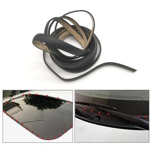 Image 1 - Bande détanchéité en caoutchouc pour pare brise avant et arrière, 5 mètres, garniture étanche pour vitres de voiture
