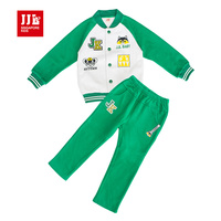 Brand Boys Suits Long Sleeve Jackets Trackpants Kids Suits Boys Outfits 2016 Kids Clothes Teenage Suits
