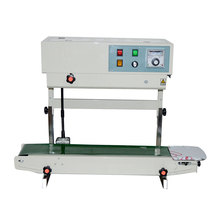 Freeshipping by DHL FR-900v Vertical sealing machine, plastic bag welding machine, vertical sealer for liquid or paste package by dhl 2pc glue dispenser machine solder paste liquid automatic dispensing machine controlling dropper xsd3000