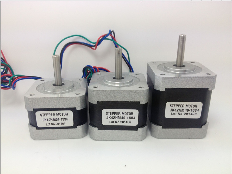 Funssor Zortrax M200 Extruder Stepper Motor with driver gear for Zortrax M200 3D printer parts цена