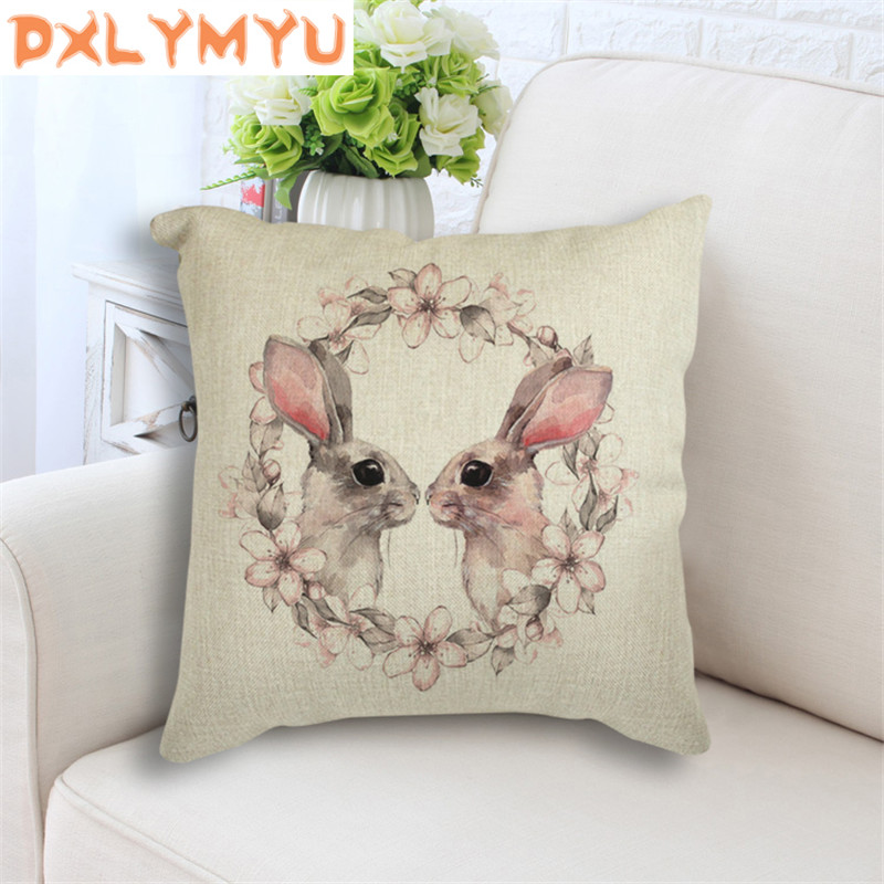 2019 Latest Design Osulivan Cartoon Fruit Animal Cushion Cover Decorative Pillows Case Cojines Decorativos Para Sofa Housse De Coussin Pillow Cover Home Textile Table & Sofa Linens