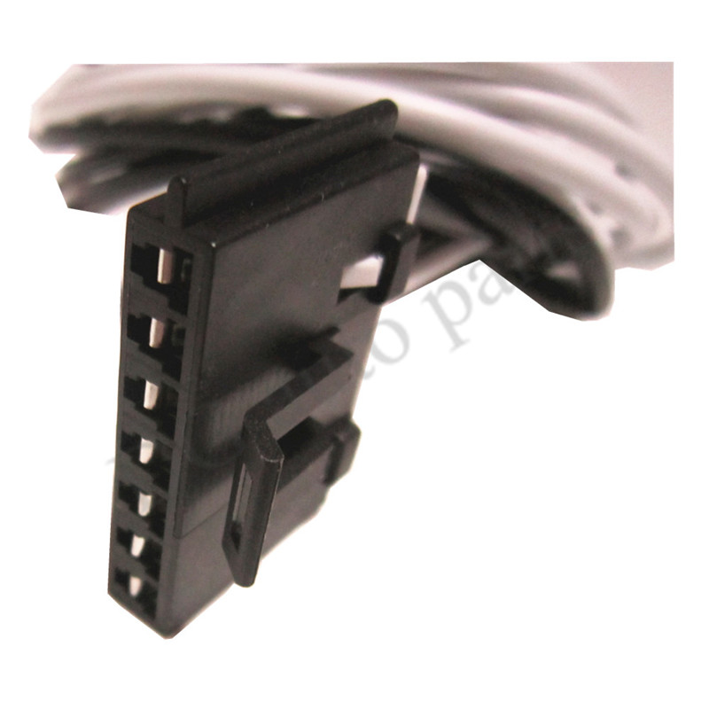 connector to blower resistor dodgeforum com on dakota blower motor 6 Wire Wiring Diagram resistor wiring diagram 7 wire pigtail
