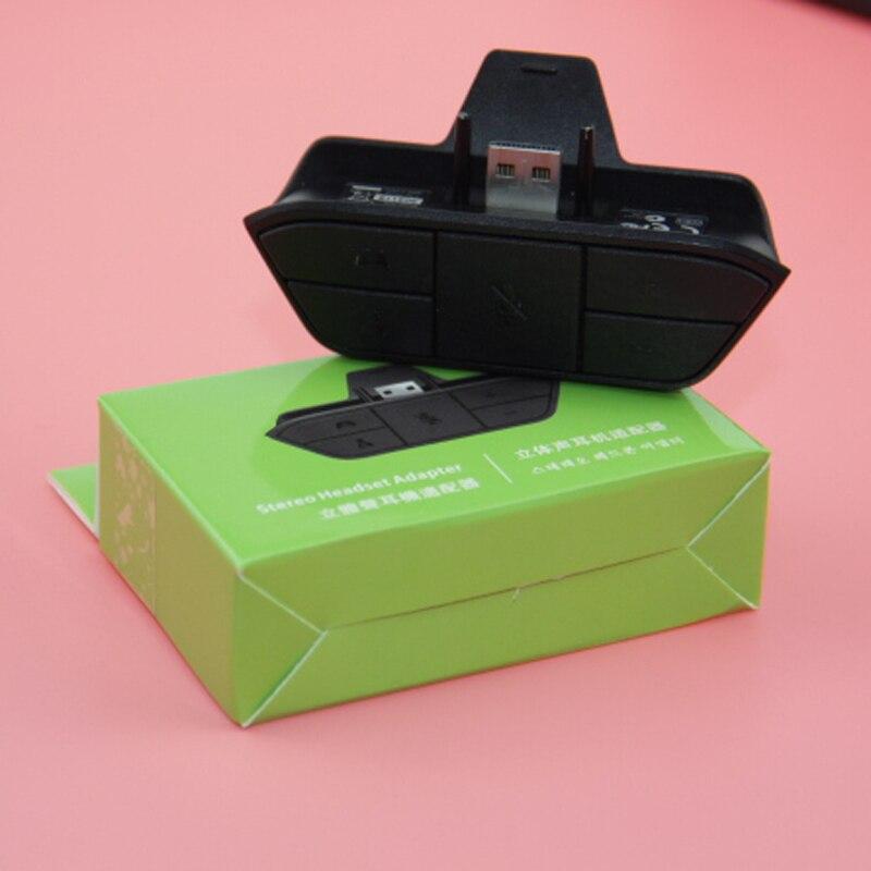 30 pièces pour Xbox One adaptateur de casque stéréo contrôleur adaptateurs Audio convertisseur de casque pour Microsoft Xbox One manette sans fil