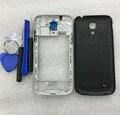 Полный Жилищно Чехол Обложка s4 мини Чехол Для Samsung Galaxy S4 Мини I9190 I9195 i9192 Корпуса Ближний Рама Задняя Назад двери