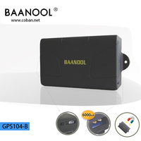 BN104 Waterproof Real Time Car GPS Tracker GSM Vehicle Tracker Phone SMS Global Locator Anti Theft