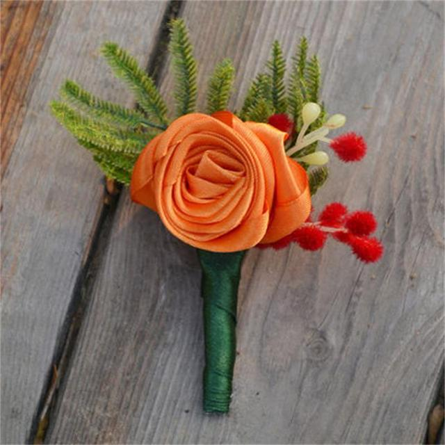 12 colour diy wedding groom flowers boutonniere groom groomfriend 12 colour diy wedding groom flowers boutonniere groom groomfriend best man wedding flower home party bride mightylinksfo Choice Image