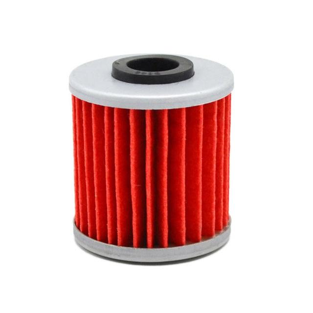 1pc High Performance Powersports Cartridge Oil Filter for SUZUKI FL125 FL 125 SDW ADDRESS 250  2007-2009