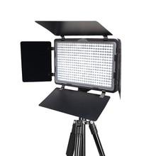 Mcoplus LED 410A Ultra sottile Fotografia In Studio Luce Video LED per Canon Nikon Pentax Panasonic Sony Samsung Olympus DSLR Camera