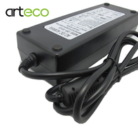 AC100-240V to DC 12V 10A power adapter for led strip LCD CCTV US/EU/AU/UK plug DC12V Lighting transformer