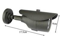 จีนราคาถูกCMOS 720จุดCVIกล้องวงจรปิดกระสุน