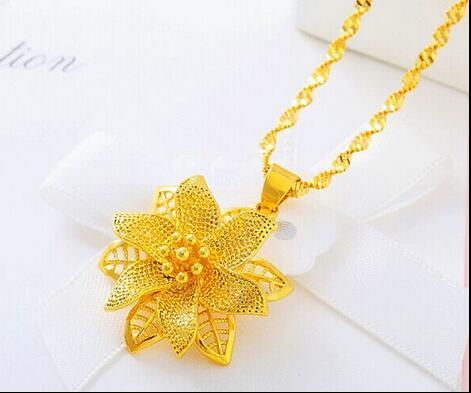 monica product name model gold necklace