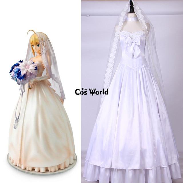 Fate Zero Type Moon Saber Arturia Pendragon 10th Anniversary Wedding