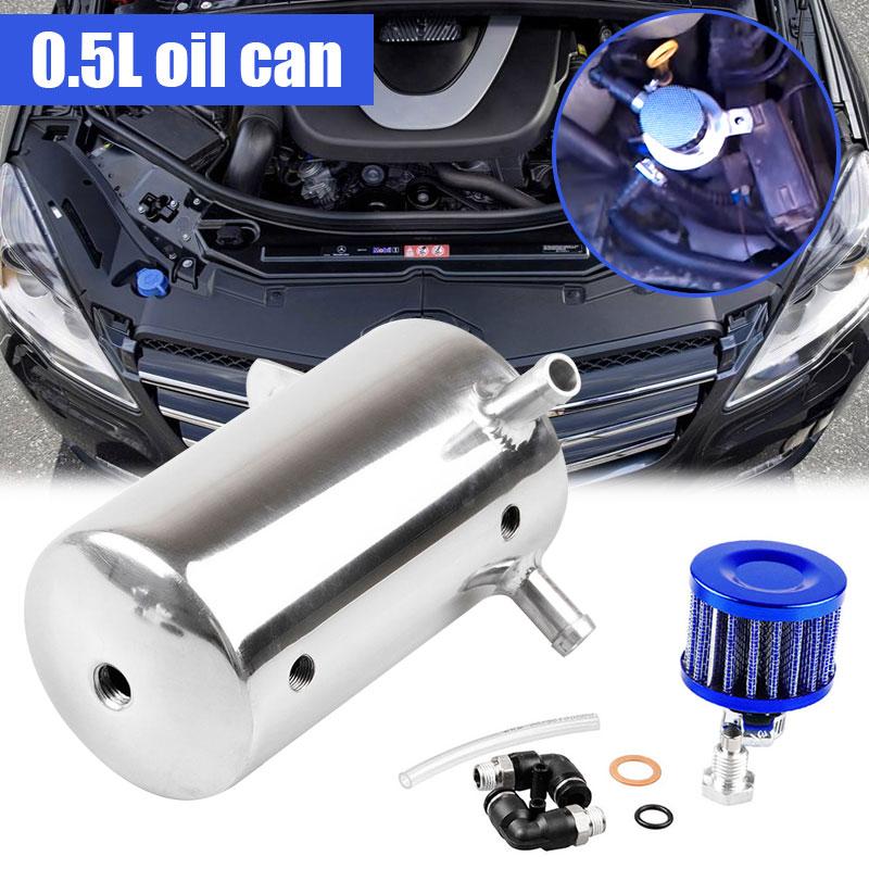 Vehemo фильтр сапуна 12 мм масляный бак может ловить резервуар гоночного двигателя прочный фильтр АВТОМОБИЛЬ маслоуловитель автомобиль Upkeep