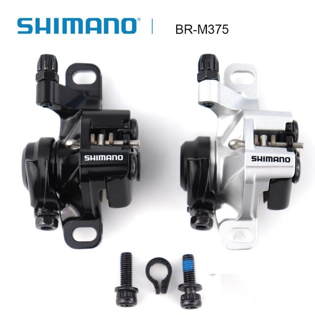 eec0027f66a SHIMANO Disc Brake Caliper BR M375 Brake Clamp Device Mechanical Disc Brake  Mountain bike accessories