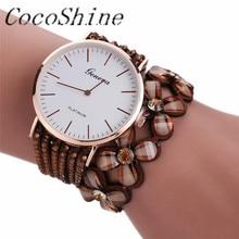 CocoShine A-888  Fashion Leisure Womens Quartz Bracelet Watch Crystal Diamond Wrist Watch  wholesale Free shipping Free shipping