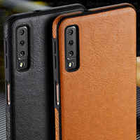For Samsung Galaxy A6 A8 Plus A9 A7 2018 Case Luxury Vintage Case Cover for Galaxy A7 2018 Case Shockproof Case for A6 A8 Plus