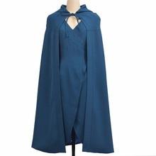 Game of Thrones Mother of Dragons Daeberys Targaryen Cosplay Costume Dress Cloak printio mother of dragons game of thrones
