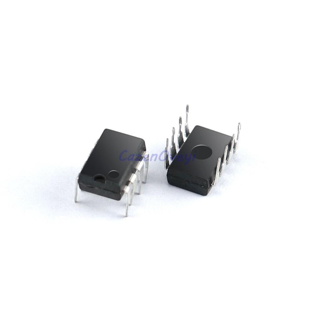Image 2 - 100pcs/lot PCF8583P DIP8 PCF8583 DIP 8 In StockIntegrated Circuits   -