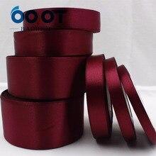 083, оптом 25 ярдов шелковая атласная лента, свадебные декоративные ленты, подарочная упаковка, материалы ручной работы