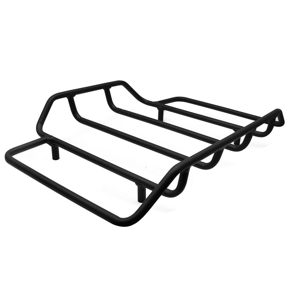 Motorcycle Tour Pack Pack Luggage Top Rack For Harley Touring Road King Street Glide FLHR FLHX FLHT FLHTCU Trunk Pak New